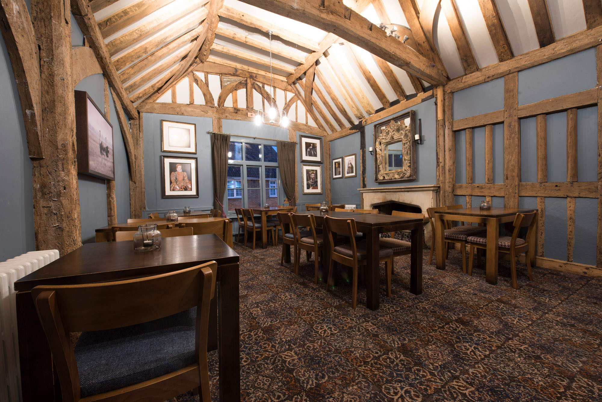Ostrich Inn, Colnbrook near Heathrow