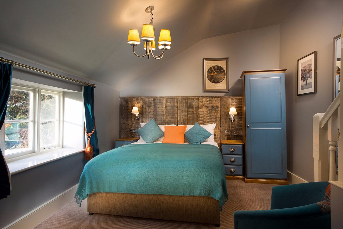 Ostrich Inn, Colnbrook - Bedroom Superior Double